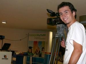 """Juan Pablo Silva ganó con """"Metrolínea no es suficiente""""."""