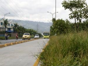 Para el vecino, esta situación le da una mala imagen a la entrada de Bucaramanga.