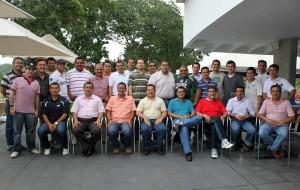 Con una actividad en el Club Campestre, el Gimnasio Saucará celebró el Día del Maestro. (FOTO Nelson Díaz)