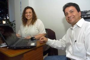 Ellos hacen parte de un grupo de gestores culturales que quieren luchar por el departamento. (FOTO César Flórez)