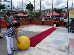 Con diferentes actividades la comunidad del Colegio Nuevo Cambridge disfrutó de su Family Fair.