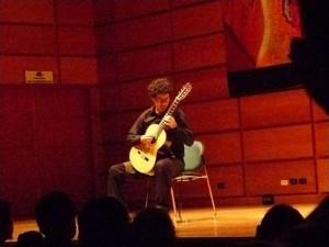 Jaime Penagos tiene una trayectoria destacada en el campo guitarrístico desde hace varios años.