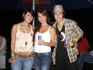 Diana Betancourt, Laura Cuellar y Carlos Mario Niño. (FOTOS Mauricio Betancourt)