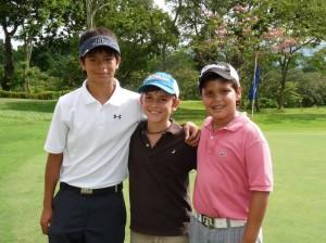 Reynaldo Plata, Gerardo Vesga y Nicolás Arrieta. (FOTOS Nelson Díaz)