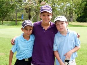 Santiago Jones, Juan David Arrieta y Jorge Iván Gómez.
