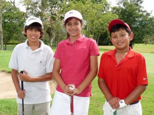 Diego Reyes Suescún, Michelle Saaibi y Juan Nicolás Layton.