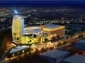 El futuro centro comercial estará ubicado sobre la autopista, costado oriental, frente a La Florida y el Centro Comercial Cañaveral.