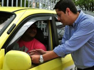 Néstor Díaz fue elegido como candidato del partido conservador a la Alcaldía de Floridablanca.