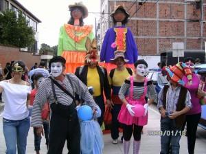 Gesto Vivo comenzará el próximo 5 de junio en el parque principal de Floridablanca. (FOTO Archivo)