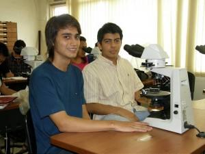 Andrés Pérez y Carlos Zambrano. (FOTOS Javier Gutiérrez)