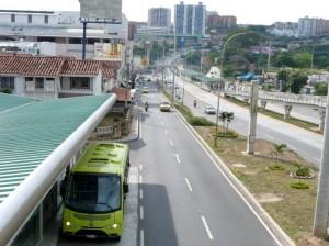 El recorrido empieza y termina en la Estación de Transferencia de Cañaveral.