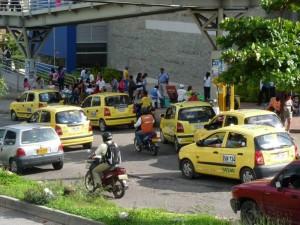 Esta situación genera más congestión.