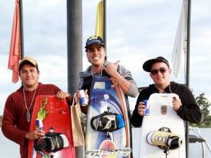 La delegada de la Federación Colombia de Esquí Náutico, Coldeportes quedó contenta con la cantidad de participantes en Bucaramanga de este deporte.