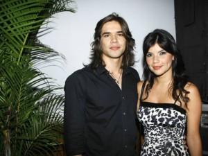 Sergio Luna y Claudia López.(FOTOS César Flórez)