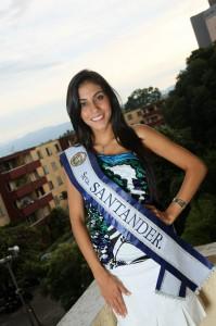 Andrea Liseth Tavera Sanabria fue elegida el pasado 10 de junio como la mujer más bella del departamento. (FOTOS Suministradas Foto Click)