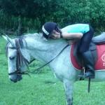 Una opción diferente son las clases de equitación. (FOTO Suministrada)