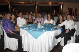 Edison Antonio Sandoval, Omaira Reyes, Thomas Navas, Lucía Cárdenas, Javier Bustamante, Sonia Castro, Paola Andrea Gómez y Jorge Iván López.