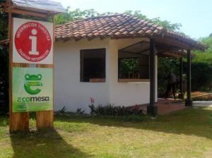 Con este nuevo punto se está impulsando el turismo en Santander. (FOTO Suministrada)