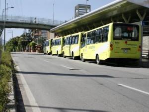Para este residente, Metrolínea puede mejorar para convertirse en el sistema ideal de transporte masivo. (FOTO Mauricio Betancourt)