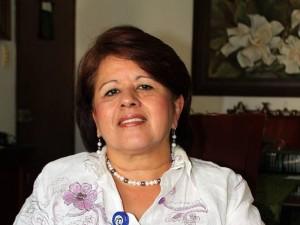 Gilma Gallo es la vocera de un grupo de ciudadanos que quiere formar la súper junta. (FOTOS Archivo)