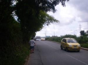 Calles 34 y 35 entre el conjunto residencial Buganvilia y Cerros de Cañaveral. (FOTO Suministrada)