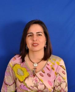 Mónica ha vivido en Cañaveral por más de 30 años y desde allí disfrutó la visita del Papa.