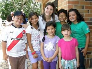 Manuel José Acosta, María Paula Domínguez, Juliana Córdoba, Félix Rodríguez, Alejandra Pizarro, Mariana López y Manuel Yepes.