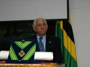 Álvaro Duarte Mora recibió la condecoración Luis Carlos Galán Sarmiento. (FOTOS Suministradas)
