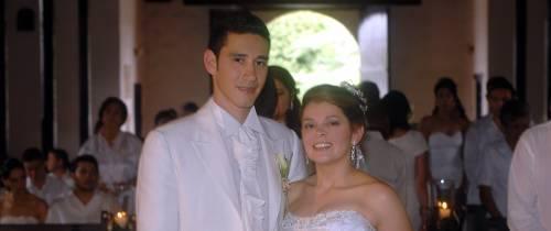 Matrimonio de Elio y  Mildred