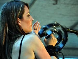 María Paula Amaya es voz.