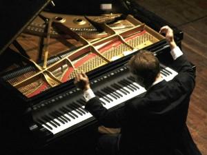 Todo listo para la XXVIII edición del Festival Internacional de Piano en la UIS. (FOTOS Archivo)
