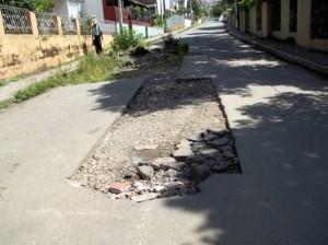 El vecino Antonio Loaiza nos envió estas imágenes de Molinos Altos.