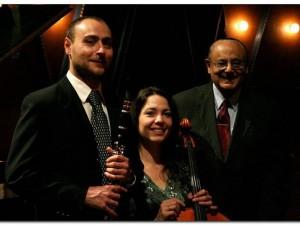 Iván Petruzziello, Laura Ospina y Harold Martina. (FOTOS Suministradas)