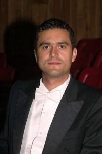 Felipe Aguirre es el piano en el dueto de Colombia.