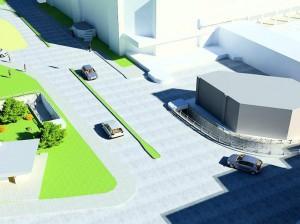 Un arquitecto habla sobre esta propuesta de paso a desnivel en Cañaveral.
