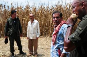 Escena de 'Todos tus muertos', película colombiana.