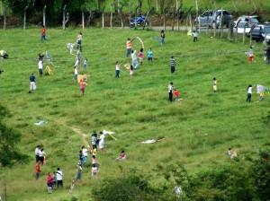 Por el Valle de Ruitoque se han establecido lugares que permiten esta actividad. (FOTOS Javier Gutiérrez)