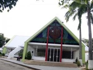 La Parroquia Santa María Reina cumple 25 años de estar en Cañaveral. (FOTO Archivo)