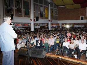 la Feria del Libro de Bucaramanga Ulibro 2011 que este año llega a su novena edición.