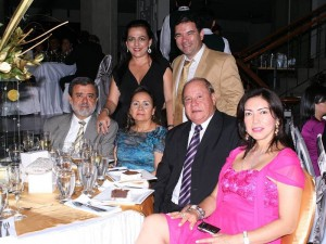 María Eugenia Villegas, Gonzalo Alberto Patiño, Juan Manuel Latorre, Elsa María López de Latorre, Carlos Julio Monsalve Moren y Nancy Robayo Campos.