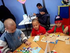 La Fundación ayuda a niños de escasos recursos con cáncer.