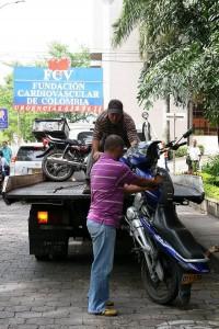 Vecino aplaude operativos contra el mal parqueo en Cañaveral.