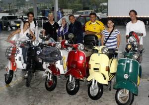 Sus seguidores lo que más admiran es lo poco que han cambiado estas motos.