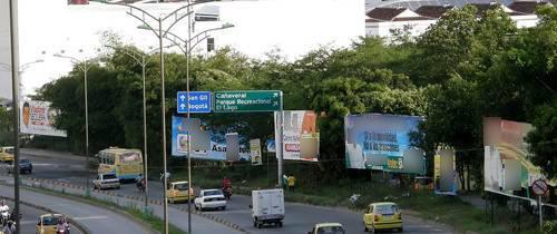 Publicidad ilegal invade Cañaveral
