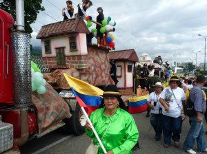 Carnaval del Oriente Colombiano.