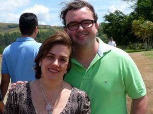 Consuelo Ordóñez y Rafael Rincón Ordóñez.
