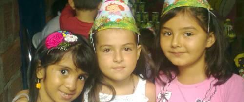 Cumpleaños Camila