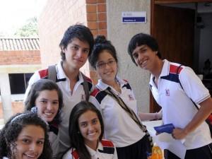 Los estudiantes disfrutaron más de diferentes actividades. (FOTOS Hernando Galeano)