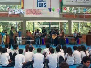 Festival de la Canción Inglesa. (FOTO Suministrada)