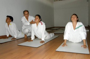 El objetivo final de estas practicas es lograr convertir a las personas en unas más vitales.